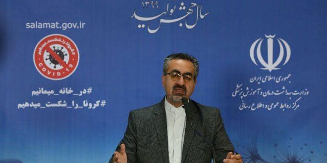 ایران: فوت 34 بیمار مبتلا به کرونا در 24 ساعت گذشته