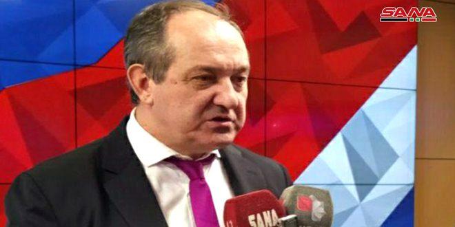 یک کارشناس روس: انتخابات پارلمان سوریه نشانگر دموکراسی دولت سوریه است