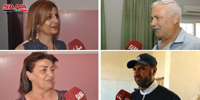 انتخابات پارلمانی… مشارکت گسترده.. انتخاب کاندیدهای برجسته