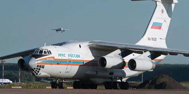 روسیه 5 هواپیما به لبنان اعزام کرد