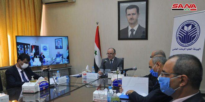 کنفرانس علمی محققان سوری مقیم خارج از کشور آغاز به کار کرد