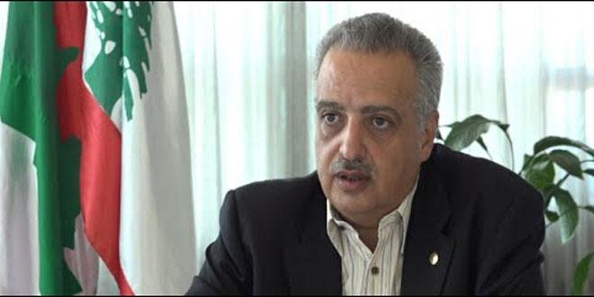 ارسلان: هماهنگی بین لبنان و سوریه به نفع لبنان است
