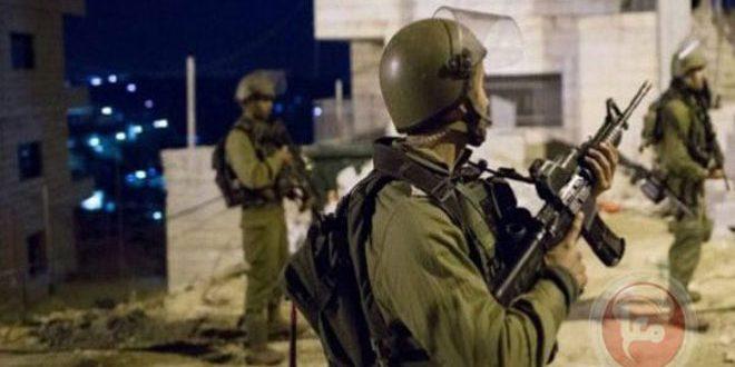 بازداشت دو فلسطینی در بیت لحم از سوی نیروهای اشغالگر