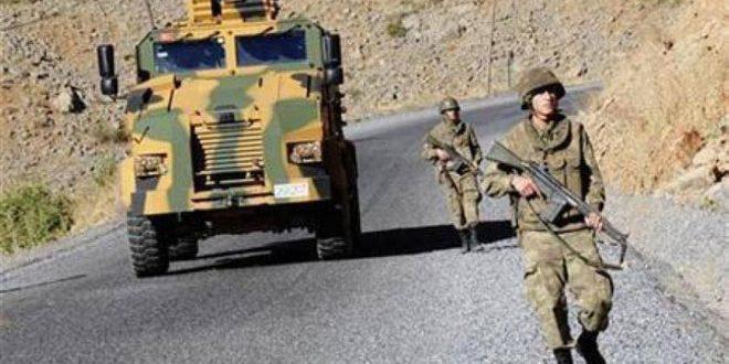 کشته شدن دو سرباز رژیم ترکیه در شمال عراق