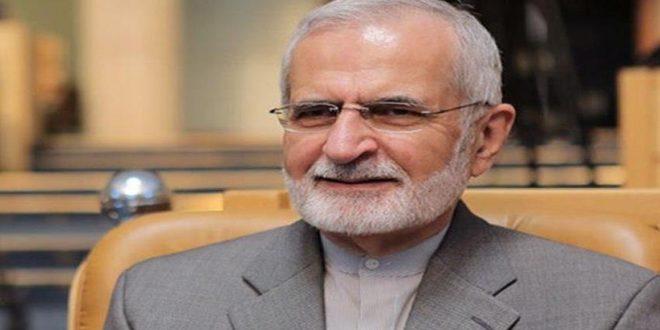 خرازی: ادعاهای آمریکا برای بازگرداندن تحریم بین المللی علیه ایران بی مبنا وبی معنی است