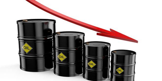 سقوط قیمت نفت به خاطر کاهش تقاضا