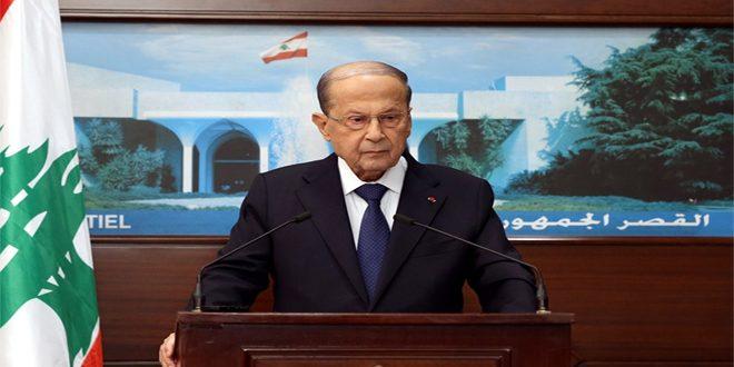 عون: من پیشنهاد حذف توزیع طایفه ای وزارتخانه های کلیدی را دادم