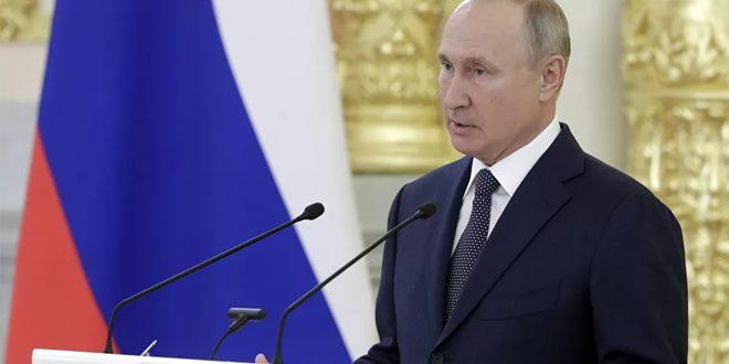 پوتین: روابط ما با بلاروس استوار و محکم است
