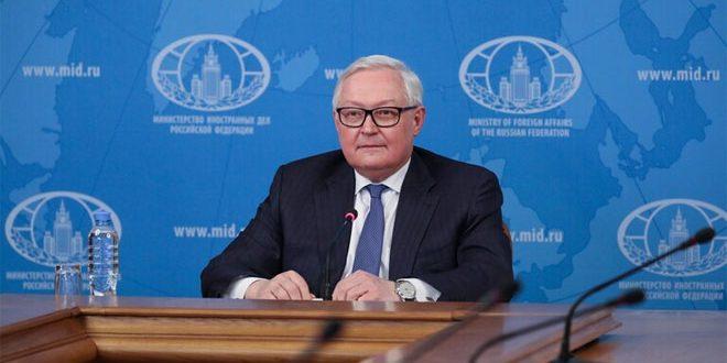 ریابکوف: مسکو از نشانه های مشهود کنونی در ارتباط با موضع واشنگتن نسبت به تمدید استارت مأیوس شده است