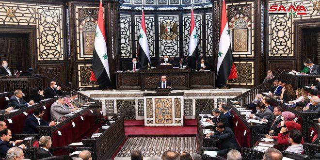 تصویب برخی قوانین توسط پارلمان کشور