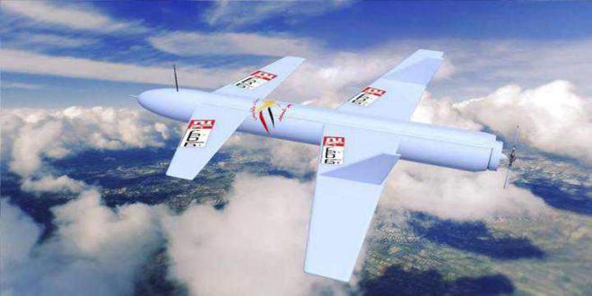 حمله پهپادی نیروی هوایی یمن به فرودگاه أبها در عربستان سعودی