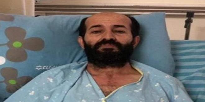 """97 روز اعتصاب غذا؛ """"ماهر الاخرس"""" اسیر فلسطینی در بند رژیم صهیونیستی"""