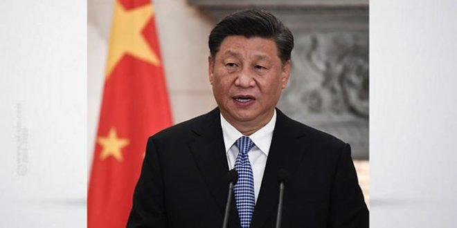 رئیس جمهور چین: کشورمان اجازه نخواهد داد منافع امنیتی و حاکمیتیاش متزلزل شود