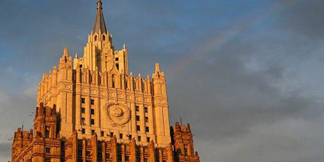وزارت خارجه روسیه ترور فخری زاده را محکوم کرد