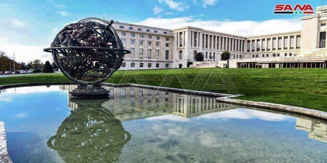 چهارمین روز از چهارمین نشست کمیته قانون اساسی سوریه امروز در ژنو با حضور هیأت سوری و هیأت های دیگر برگزار شد