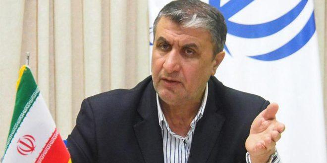 وزیر راه و شهرسازی ایران: خط ترانزیتی ایران به عراق و سوریه وصل میشود