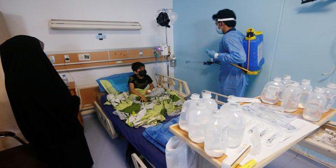 آمار کرونا در عراق || 746 مبتلا و 6 فوتی