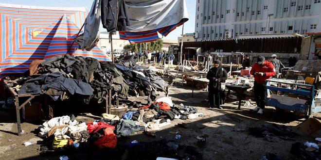 شورای امنیت انفجارهای تروریستی بغداد را محکوم کرد