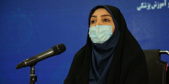 آمار کرونا در ایران    6204 مبتلای جدید و 93 فوتی