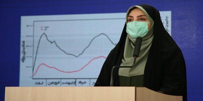 آخرین آمار کرونا در ایران|| 91 فوتی و شناسایی 6608 بیمار جدید
