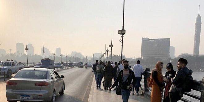 آمار کرونا در مصر || 589 مبتلای جدید و 46 فوتی