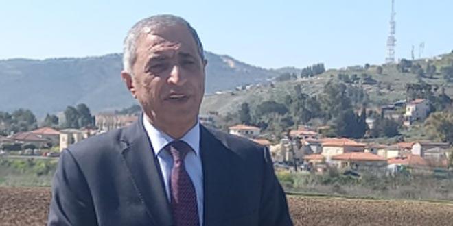 نماینده لبنان: مقاومت تنها راه حل برای مقابله با تهدیدهای اسرائیل است