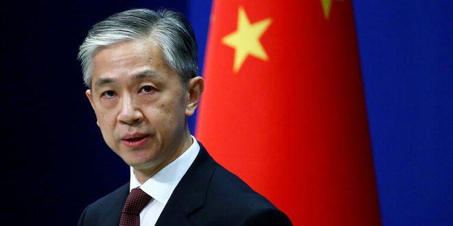 چین بار دیگر دخالت خارجی در امور داخلی خود را رد کرد
