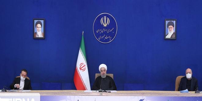 روحانی: اگر آمریکا تحریمها را بردارد ایران به تعهدات خود باز خواهد گشت