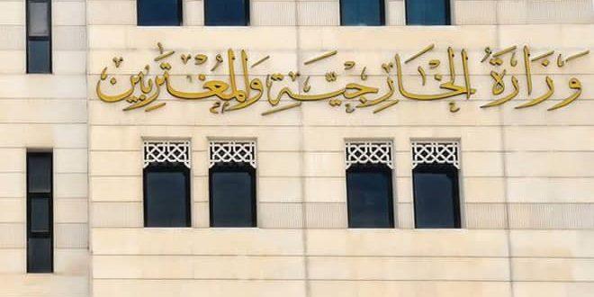 سوریه مجددا از شورای امنیت خواست تدابیر قاطعانه را برای بازداشتن از تکرار این حملات اتحاذ کند