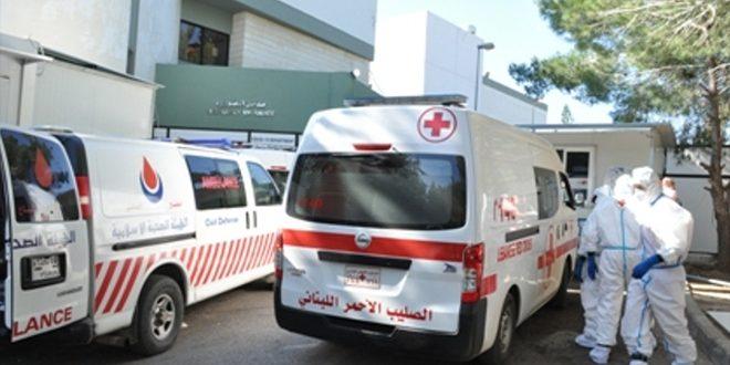 آمار کرونا در لبنان || 2283 مبتلای جدید و 43 فوتی