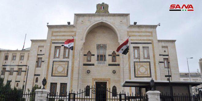 مجلس خلق: انقلاب باشکوه مارس بازتاب صادقانه ای از اراده و مبارزات ملت سوریه بود