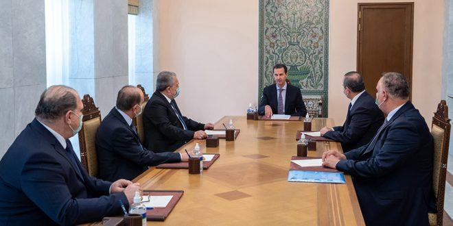 رئیس جمهور اسد سازوکارهای اجرایی قانون جدید حمایت از حقوق مصرف کننده را بررسی کرد و دستور اجرای آن را به مقامات ذیربط داد