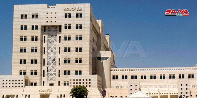 سوریه قطعنامه مصوب در کنفرانس کشورهای عضو سازمان منع سلاح های شیمیایی را به شدت محکوم کرد