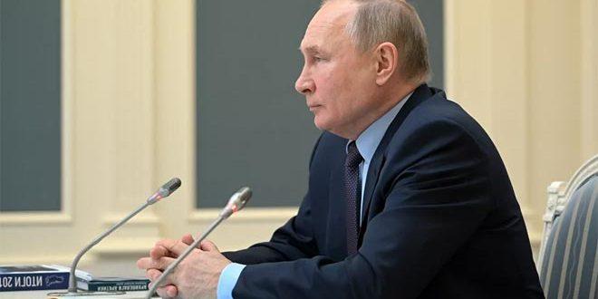 گفتگوی تلفنی پوتین و دیبیه با محوریت لیبی