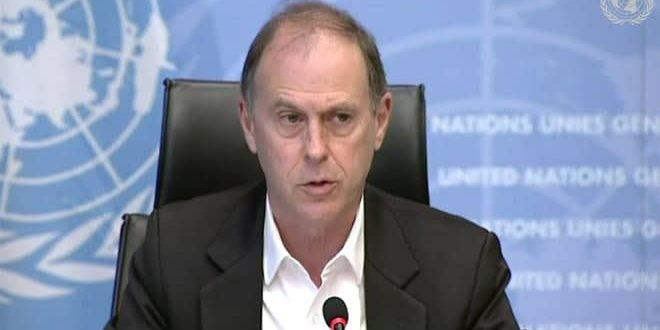 سازمان ملل وادار اهالی قدس به ترک منازل خود به مثابه ای یک جنایت جنگی خواند