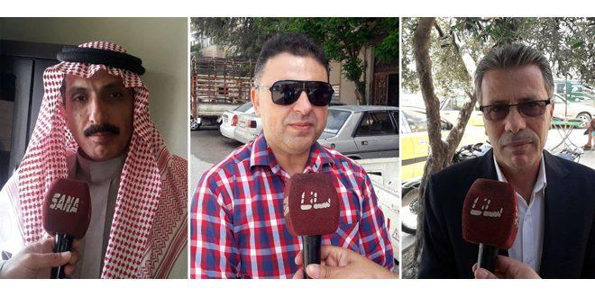 بچه های ادلب: مشارکت در انتخابات ریاست جمهوری نمایان آزادی و بازسازی است