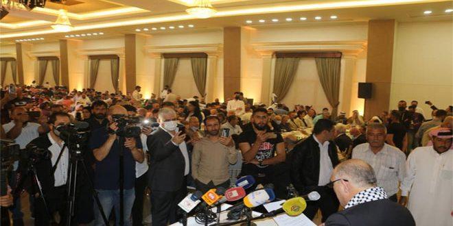 اتحادیه وکلای عرب: انتخابات ریاست جمهوری در سوریه در بحبوحه پیروزی علیه دشمنان خود است