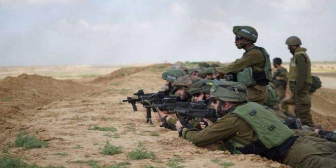 حمله مجدد نیروهای اشغالگر به کشاورزان فلسطینی در جنوب نوار غزه