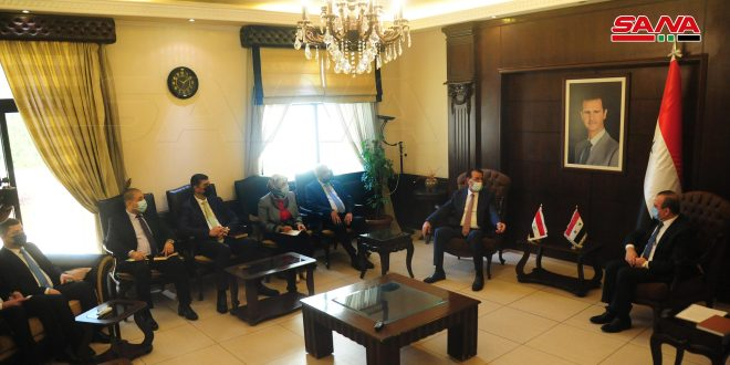 گفتگوی سوریه با عراق بر سرفعالسازی کار مشترک در زمینه محیط زیست