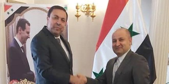 گفتگوهای سوریه و ایران برای تقویت همکاری های گردشگری و آموزشی