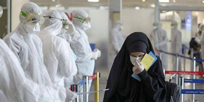 آمار کرونا در ایران    280 فوتی و شناسایی 10843 مورد جدید