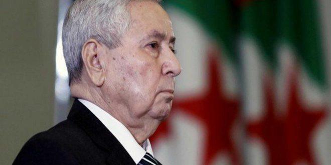 عبد القادر بن صالح ، رییس جمهوری پیشین الجزایر درگذشت