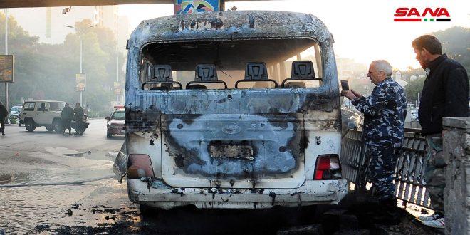 وزیر کشور: ما تروریست هایی را که مرتکب جنایت بمب گذاری اتوبوس شدند، در هر کجا که باشند، تعقیب خواهیم کرد