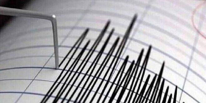 زمین لرزه ای به بزرگی 5.1 ریشتری استان کرمان در  ایران را لرزند