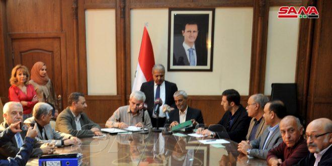 قرارداد وزارت برق سوریه با یک شرکت ایرانی