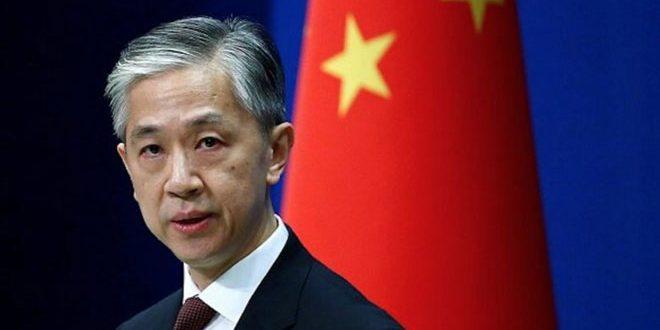چین حمله تروریستی در دمشق را محکوم کرد
