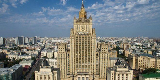 Moscou condamne les attaques terroristes aux roquettes contre Damas