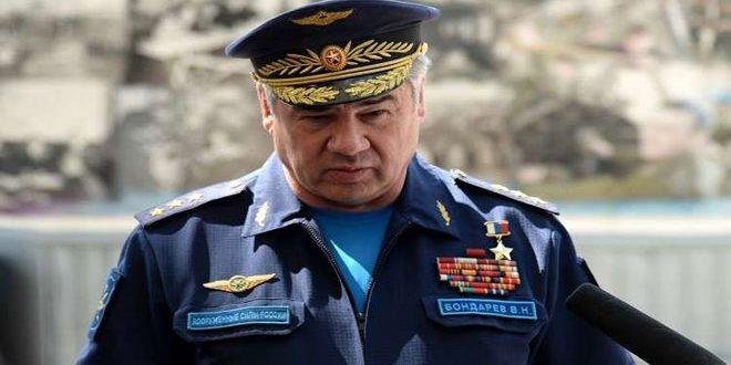 Bondarev: Les tentatives de Washington de créer des «milices armées» au nord-est syrien seront vouées à l'échec