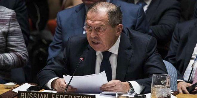 Lavrov : L'Occident ignore l'usage par les terroristes d'armes chimiques en Syrie
