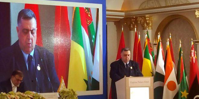 Sabbagh: L'Alliance entre la Syrie, l'Iran et les autres amis a abouti à des accomplissements stratégiques dans la guerre contre le terrorisme